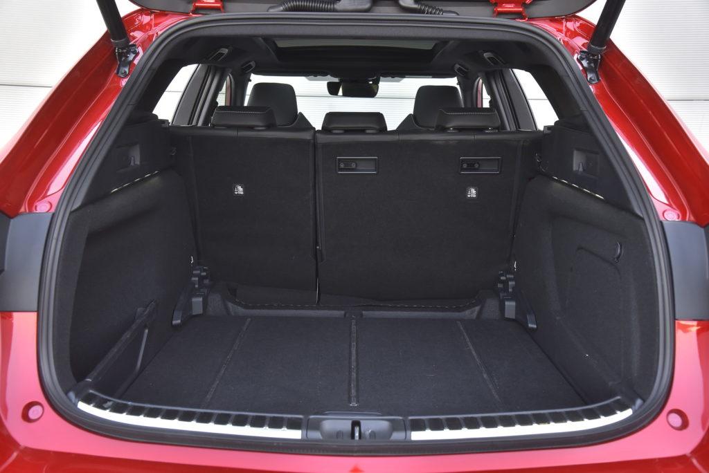 Toyota Corolla - bagażnik